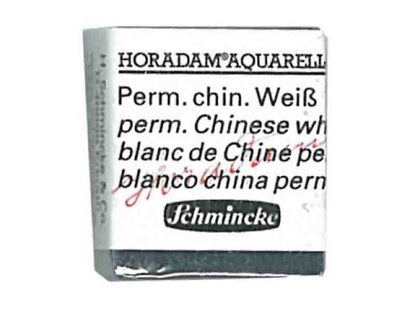 Aquarell Schmincke Horadam 1/2Napf chinesisch weiss 102