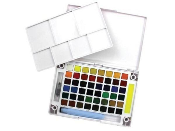 Aquarell Sakura Koi Water Colors General Selection 48er Set
