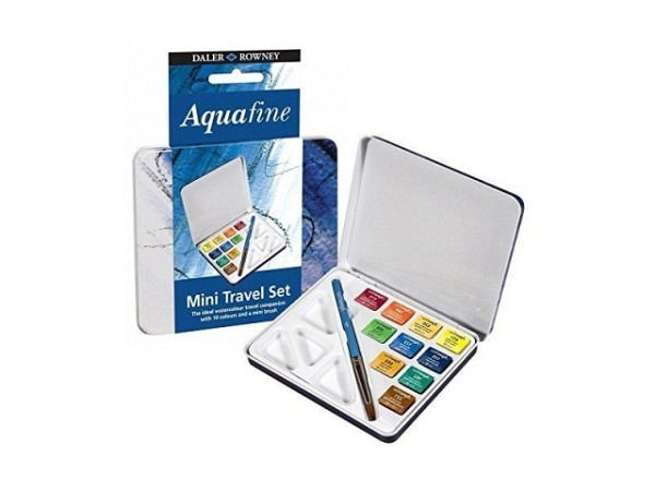 Aquarell Daler-Rowney Aquafine Mini Travel Set