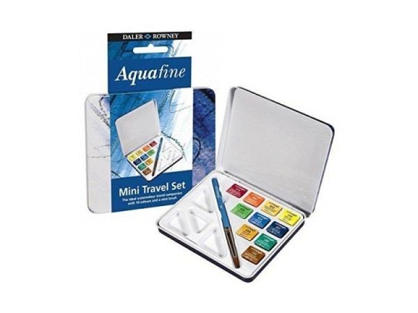 Aquarell Daler-Rowney Aquafine Mini Travel Set