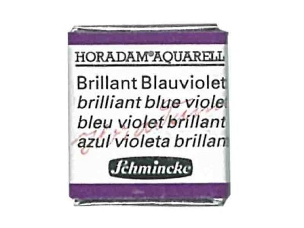 Aquarell Schmincke Horadam 1/2 Napf brillant blauviolett 910