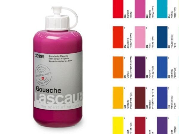 Gouache Lascaux 250ml