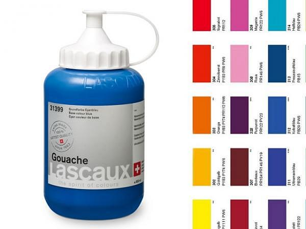 Gouache Lascaux 500ml