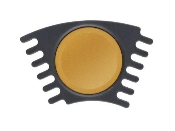 Gouache Faber-Castell Connector Napf ockergelb, ergiebige Deckfarbe ..