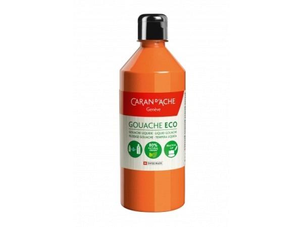 Gouache Caran dAche Eco 500ml orange 030