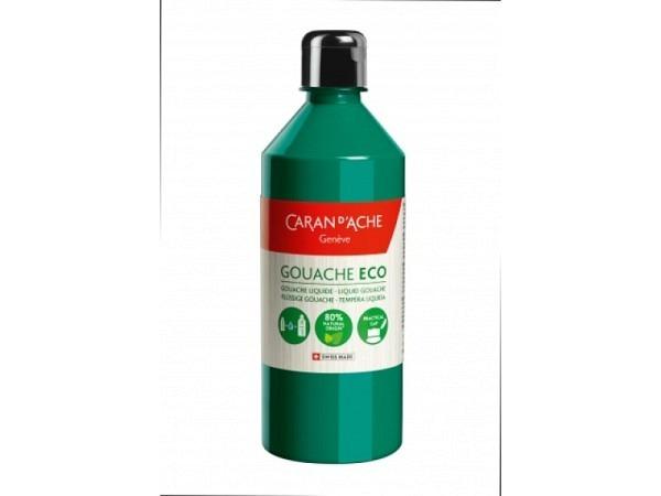 Gouache Caran dAche Eco 500ml smaragdgrün 210