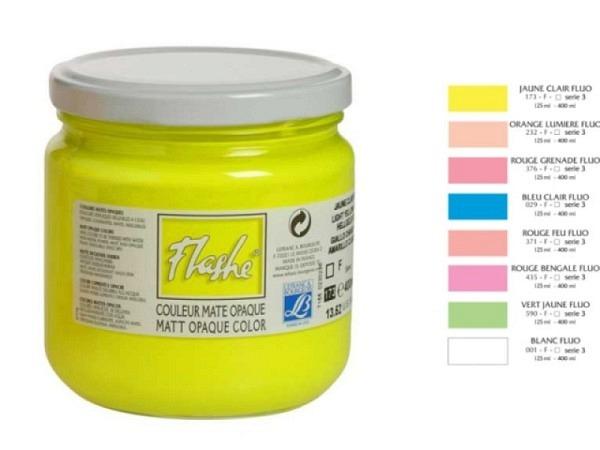 Vinylfarbe Lefranc & Bourgeois Flashe Fluo