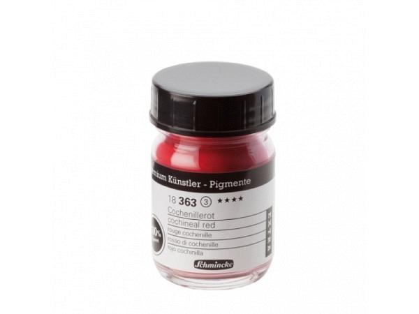 Pigment Schmincke Cochenillrot 50ml 18363