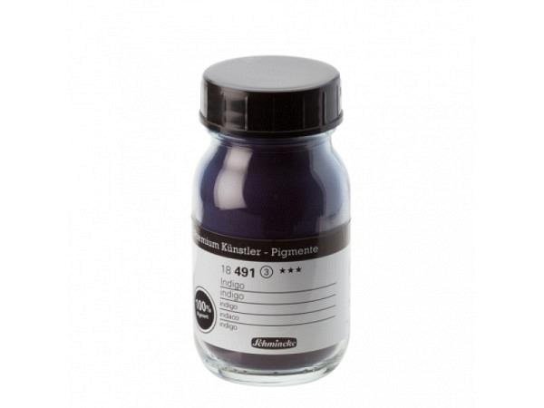 Pigment Schmincke Indigo 100ml 18491