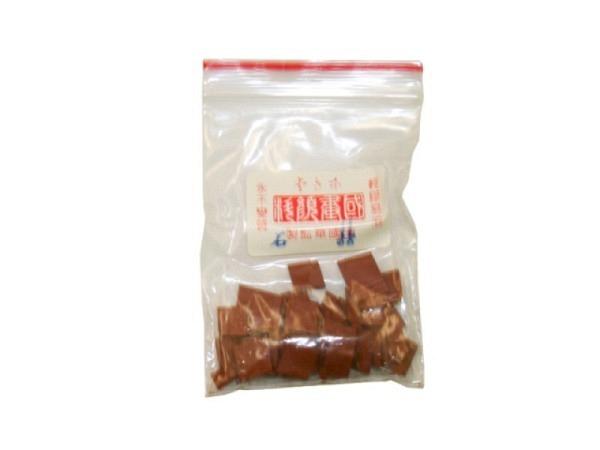 Tuschsteine China rot ca. 5gr, ideal auch für die Gongbimalerei
