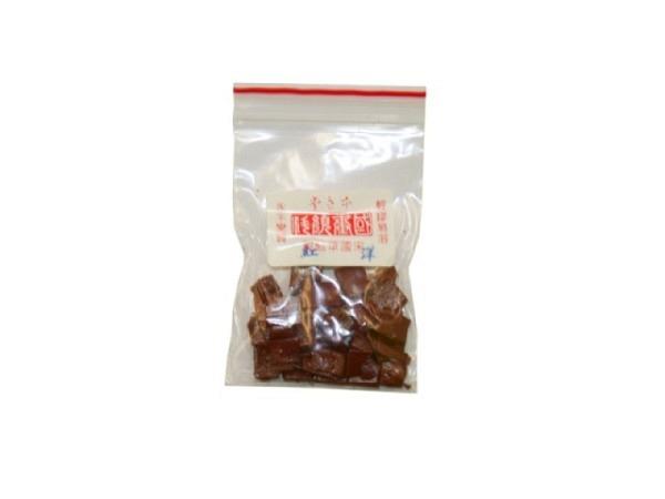 Tuschsteine China bordeaux ca. 5gr