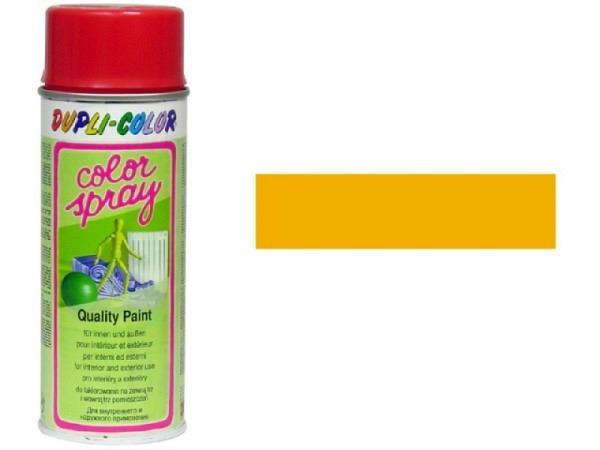 Spray Dupli Color 150ml rapsgelb glänzend, RAL 1021