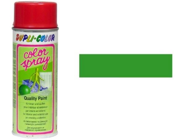 Spray Dupli Color 150ml gelbgrün glänzend, RAL 6018