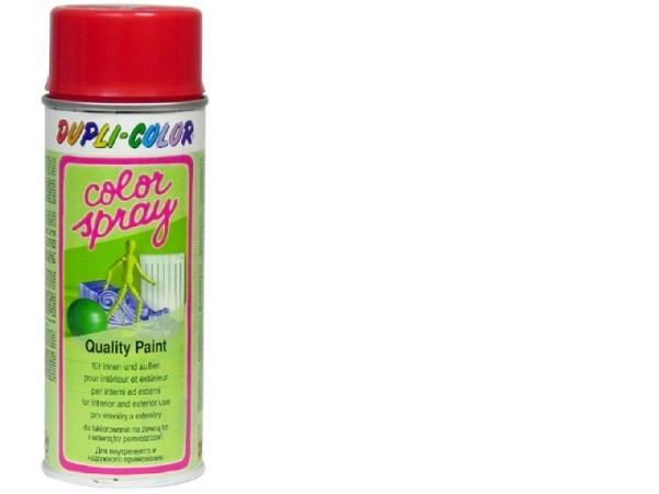 Spray Dupli Color 400ml verkehrsweiss glänzend, RAL 9016
