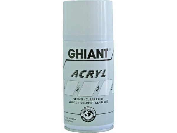 Spray Ghiant Akryl 300ml farblos matt Klarlack