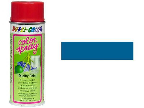 Spray Dupli Color 150ml lichtblau glänzend, RAL 5012