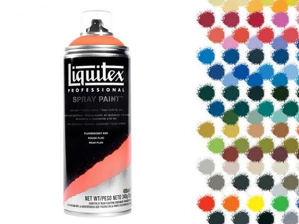 Spray Liquitex Paint Professional