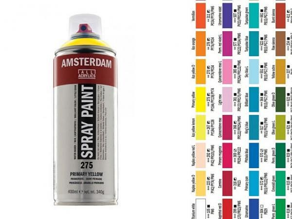 Spray Talens Amsterdam 400ml