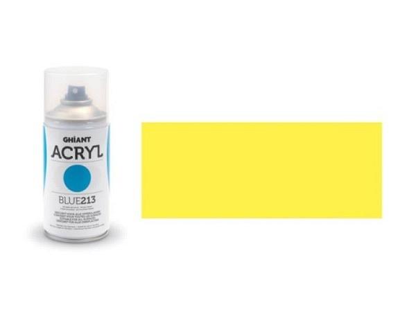 Spray Ghiant Akryl 300ml zitronengelb 020
