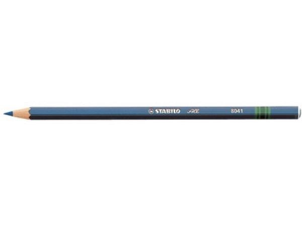 Farbstift All-Stabilo 8043 grün, wasservermalbar