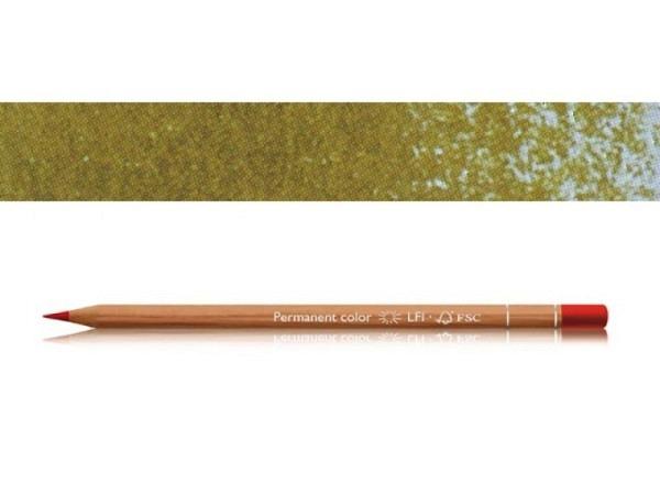 Farbstift Caran dAche Luminance 6901 grünocker 025
