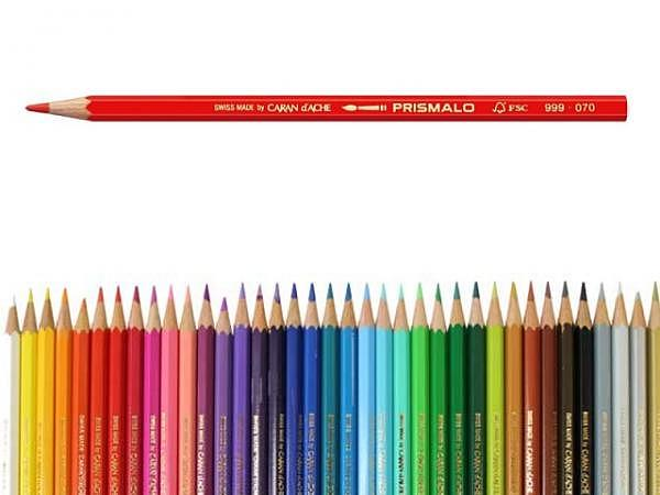 Farbstift Caran dAche Prismalo Purpurviolett 100