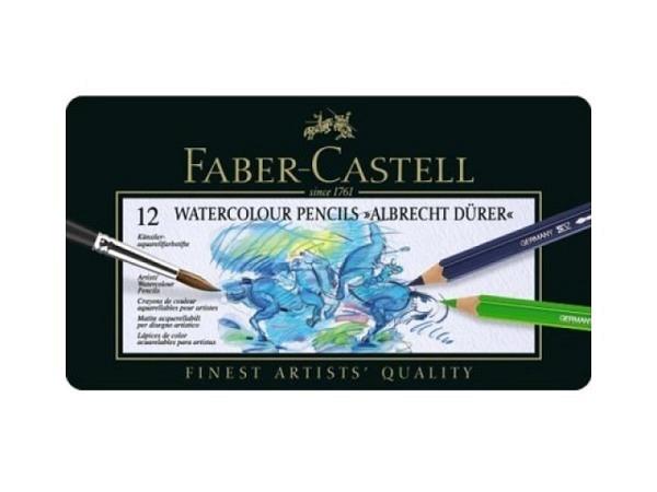 Farbstift Faber-Castell Albrecht Dürer 12er Metalletui