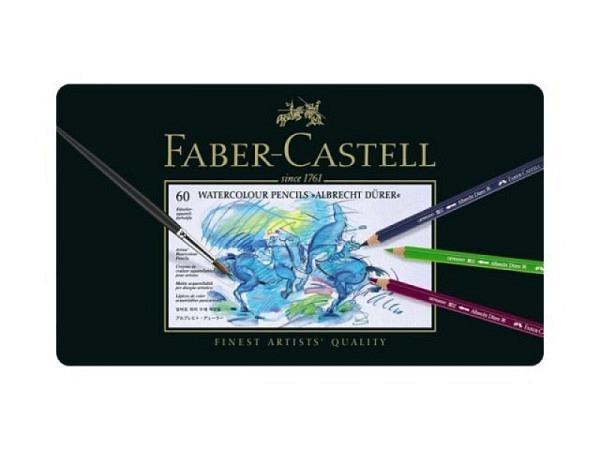 Farbstift Faber-Castell Albrecht Dürer 60er Metalletui
