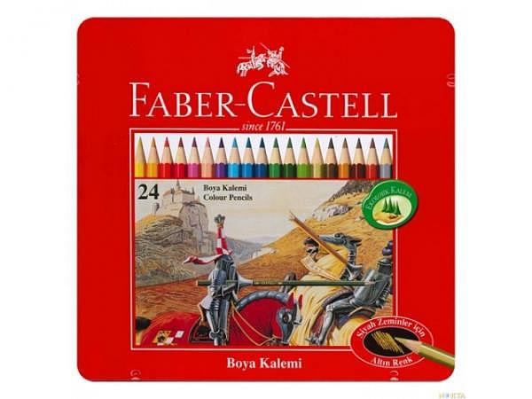 Farbstift Faber-Castell Classic Colour Pencils 24er