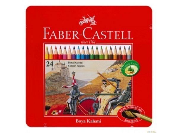 Farbstift Faber-Castell Classic Colour Pencils 24er