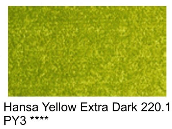 Pastell PanPastel Hansa Yellow Extra Dark Napf D: 6,2cm