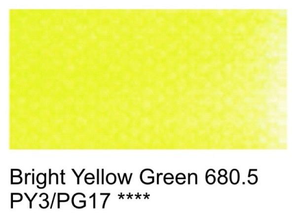 Pastell PanPastel Bright Yellow Green 680.5 Napf D: 6,2cm