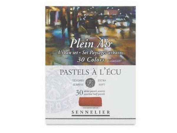 Pastell Sennelier Plain Air 30er Set Urban Stadtl. 30 1/2 Kr