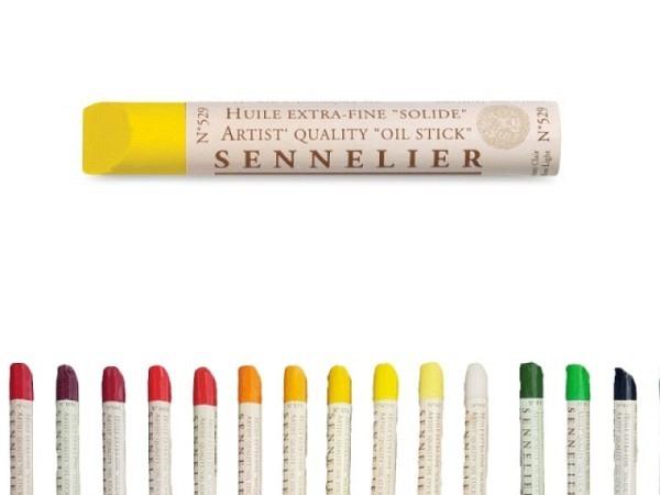 Oelpastell Sennelier Stick 38ml