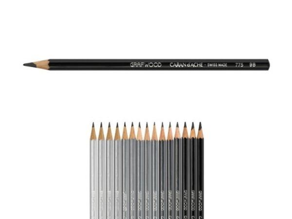 Bleistift Caran dAche Grafwood