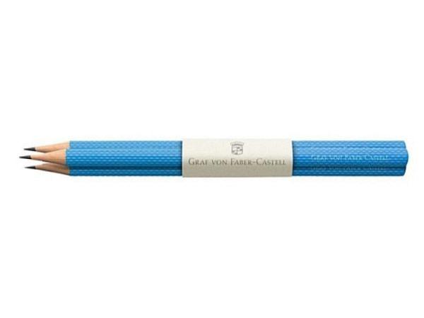 Bleistift Faber-Castell Grip 2001 B grün