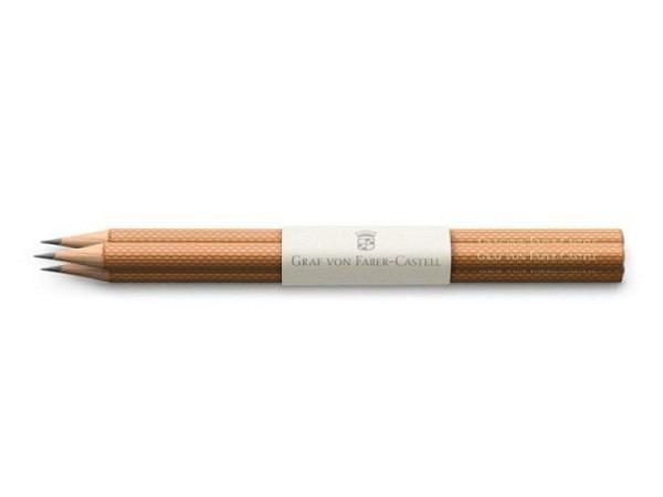 Bleistift Faber-Castell Grip 2001 B petrol