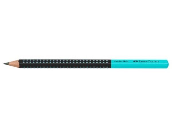 Bleistift Faber-Castell Grip 2001 B 2er Set grün