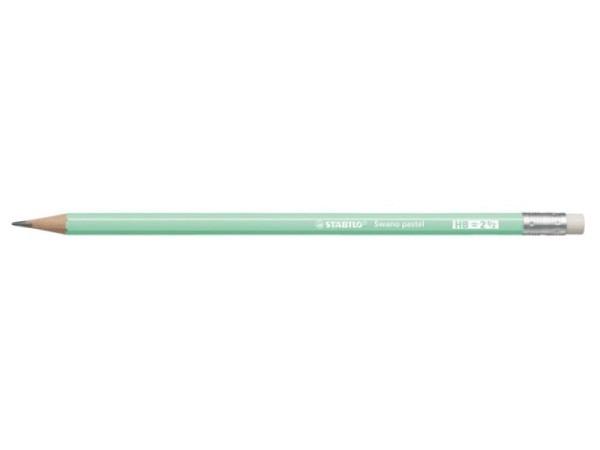 Bleistift Stabilo Swano Pastell Edition türkis HB