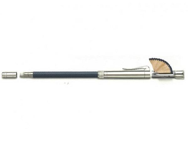 Bleistift Graf von Faber-Castell Bleistift Garnitur nachtbla