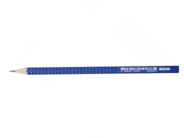 Bleistift Faber-Castell Grip 2001 B hellgrün oder blau