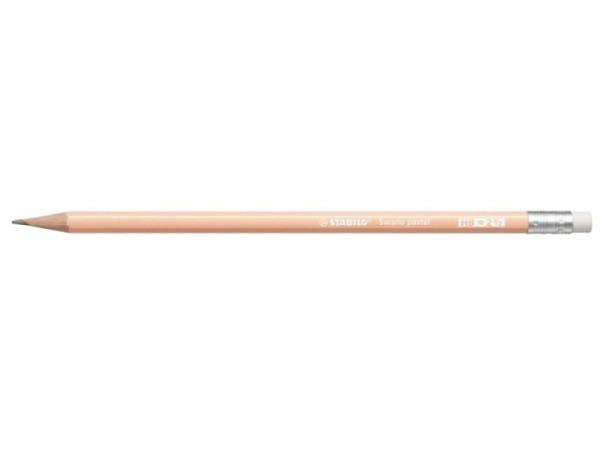 Bleistift Stabilo Swano Pastell Edition rosa HB