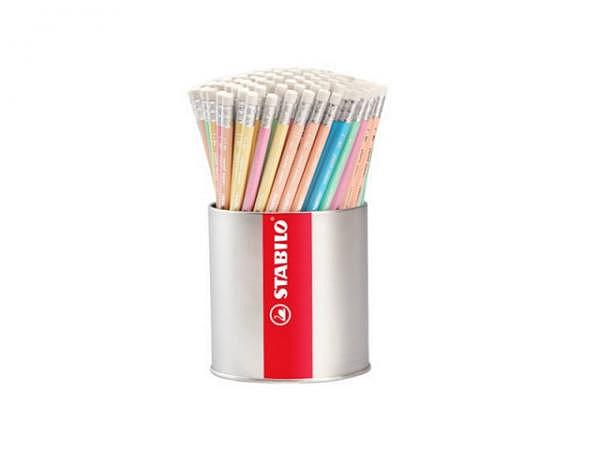 Bleistift Stabilo Swano Pastell Edition lila HB