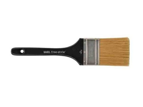 Pinsel Liquitex free style Flachpinsel Grösse 3, 7,5cm breit
