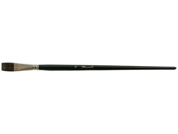Pinsel Phoenix Serie: 6601 lang flach Nr: 18