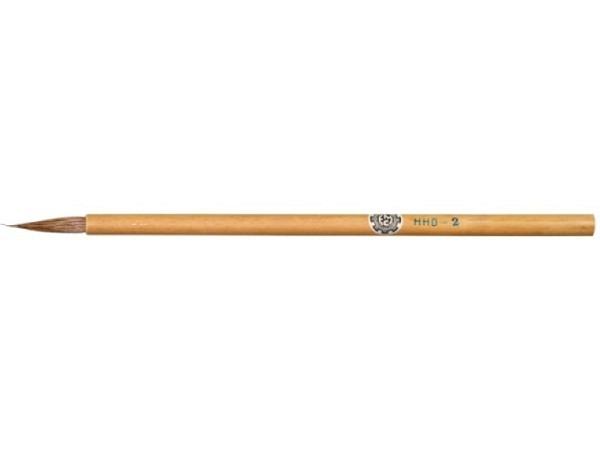 Pinsel China Rosshaar dunkel HHD-2, Haarlänge 3cm