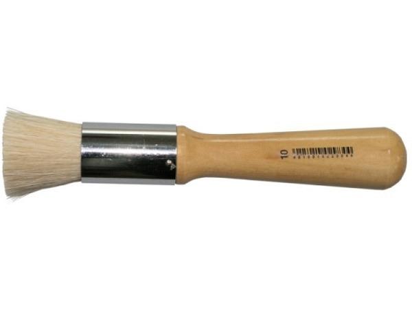 Pinsel Borsten Stupfpinsel Gr.10 35mm Zwingendurchmesser