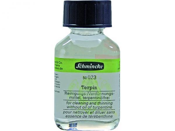 Malmittel Schmincke Terpin 60ml 50023, fast geruchlos