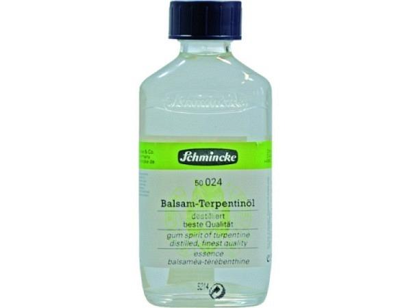 Malmittel Schmincke Balsam Terpentinöl 200ml 50024