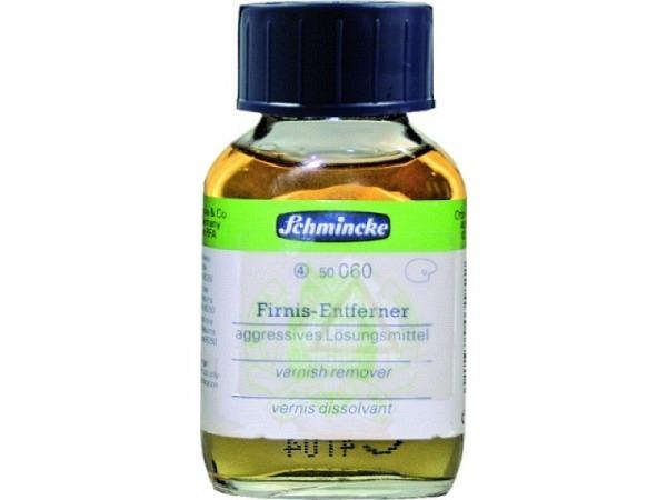Malmittel Schmincke Firnisentferner 60ml 50060